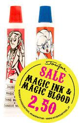Combipack Magic Ink & Magic Blood