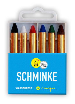 Schminkstifte in Box