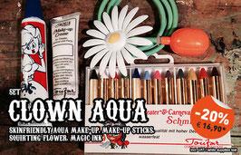 Clown - Aqua Make-Up
