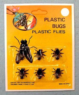 Plastic Flies