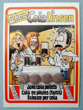 Joke Coke Pellets