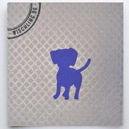 Hund | blau