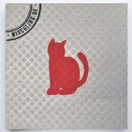 Katze | rot