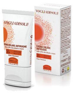 Anti-Aging Sonnencreme SPF 50+ - Gesicht