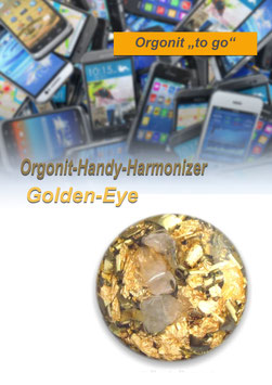 Handy-Harmonizer Golden Eye
