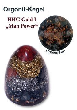 "HHG Gold I ""Man Power"""