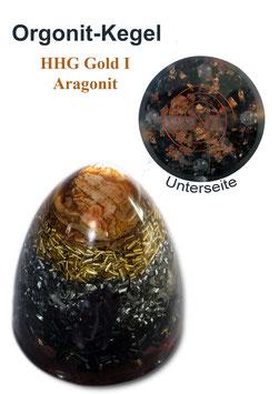 Orgonit HHG Gold I Aragonit