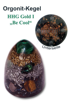 "HHG Gold I ""Be Cool"""