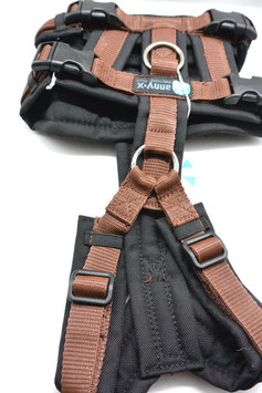 AnnyX Safety schwarz/braun Gr. XS