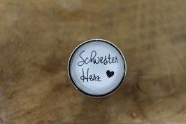"""Schiebeperle """"SchwesterHerz"""""""