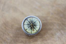 Schiebeperle Kompass