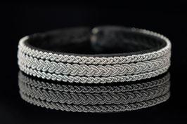 Saami Armband AB7 schwarz 18 cm