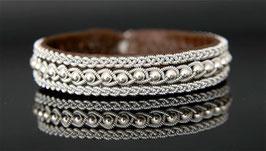 Saami Armband AP4 Braun 16 cm
