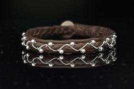 Saami Armband AP3 Braun 20 cm