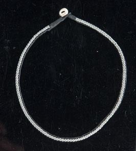 Saami Halskette HA2 schwarz 40 cm