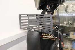 MAX-WallRack-01   flexibles Halterack für HD-Zubehör   für waagerechte oder senkrechte Montage