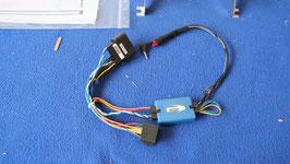 MAX-RU-1998-2013 Anschaltbox-Zubehör plus Einbaurahmen incl. Regencover für Alpine/Phonocar/Sony-Pioneer/JVC/Blaupunkt/Clarion/Kenwood/Panasonic/ZENEC/China-Lead