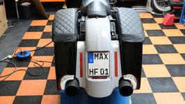 MAX-HF01-14-V2 All-in-ONE-Heckfender incl. E-konformer Beleuchtung