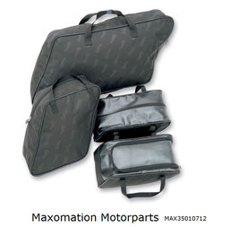 MAX-SM-Koffer-Innentaschen Set 4-teilig FLH/Touring
