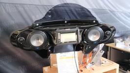 MAX6-x-S2-DD-NAVI-Alpine INE-W990-Demo mit 2-Komponenten System und Funk-Fernbedienung