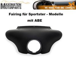 Fairing-Sportster mit ABE für verschiedene Modelle