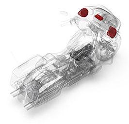 ROCKFORD Kit Harley-Davidson HD14CVO-STAGE2