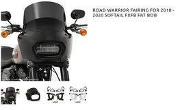 MS-FXFB-2018+ Road-Warrior - Fairing Scheibenhöhe bitte auswählen