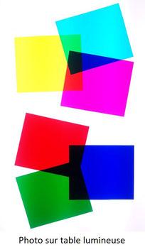 Filtres colorés EDUC