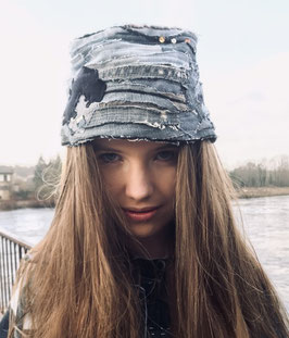 Hat with Applique