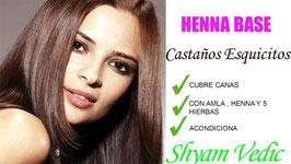HENNA BASE - Castaños PERFECTOS