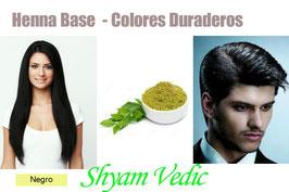 HENNA PURA- Colores NEGROS Radiantes