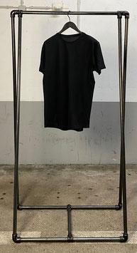 LONG TEE - black