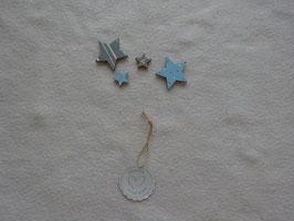 Sternen zu Buchstaben Dicke 4mm