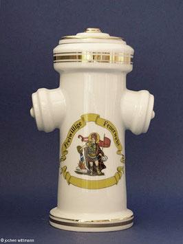Hydrant aus Porzellan