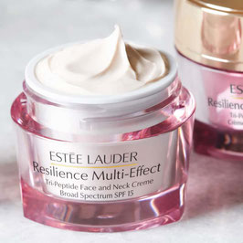 ESTEE LAUDER Resilience Lift SPF 15  Lifting/Firming Face and Neck Creme