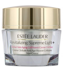 ESTEE LAUDER Revitalizing Supreme Light +  Global Anti Aging Cell Power Creme