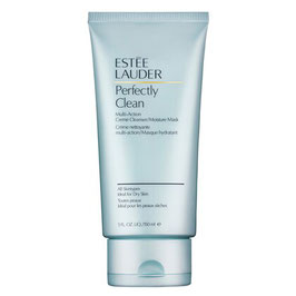ESTEE LAUDER Perfectly Clean Multi Action Foam Cleanser/Moisture Mask