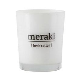 Duftkerze Fresh Cotton | MERAKI