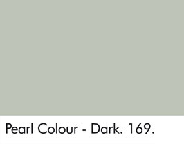 Little Greene - Pearl Colour - Dark 169.
