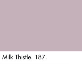 Little Greene - Milk Thistle 187.