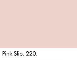 Little Greene - Pink Slip 220.