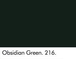 Little Greene - Obsidian Green 216.