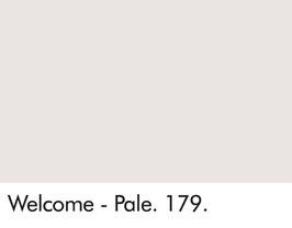 Little Greene - Welcome - Pale 179.
