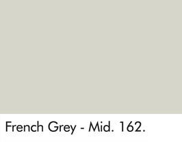Little Greene - French Grey - Mid 162.