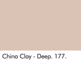 Little Greene - China Clay - Deep 177.