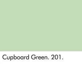 Little Greene - Cupboard Green 201.