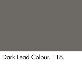 Little Greene - Dark Lead Colour 118.
