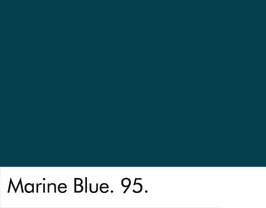 Little Greene - Marine Blue 95.