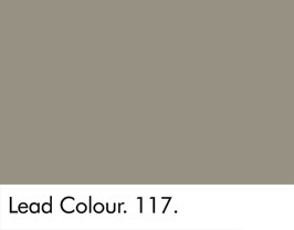 Little Greene - Lead Colour 117.