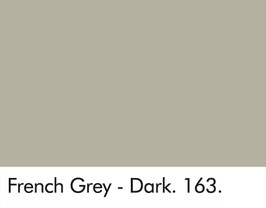 Little Greene - French Grey - dark 163.
